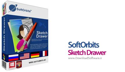 دانلود SoftOrbits Sketch Drawer نرم افزار تبدیل تصاویر به نقاشی طرح مداد