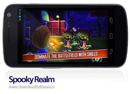 دانلود بازی Spooky Realm – نجات مادر بزرگ برای اندروید + دیتا