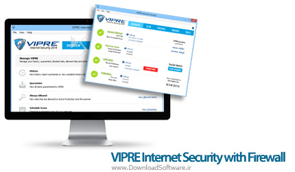 دانلود VIPRE Internet Security with Firewall 2016 نرم افزار آنتی ویروس