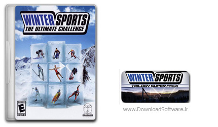 دانلود بازی Winter Sports Trilogy Super Pack برای PC