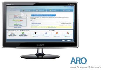 دانلود ARO نرم افزار مجموعه ابزارهای بهینه سازی ویندوز