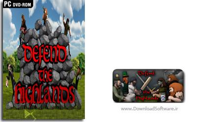 دانلود بازی Defend The Highlands برای PC