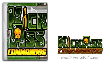 دانلود بازی کم حجم Kick Ass Commandos برای کامپیوتر