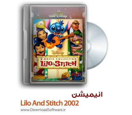 دانلود انیمیشن Lilo And Stitch 2002