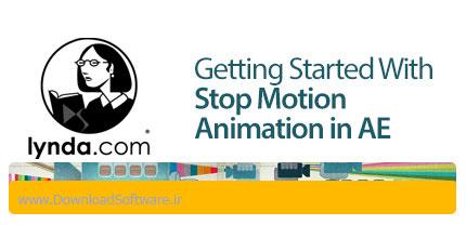 دانلود آموزش تکنیک استاپ موشن در ساخت انیمیشن در افتر افکت از لیندا - Lynda Getting Started With Stop Motion Animation In After Effects
