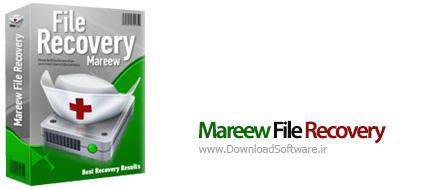 دانلود Mareew File Recovery نرم افزار بازیابی فایل حذف شده