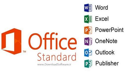 دانلود آفیس 2016 – Microsoft Office 2016 Standard