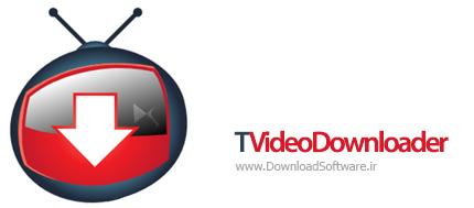 دانلود TVideoDownloader نرم افزار دانلود ویدیوها