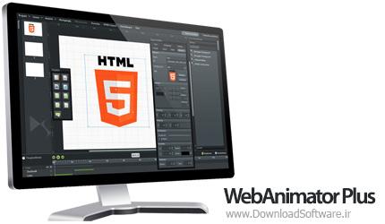 دانلود WebAnimator Plus – نرم افزار ساخت انیمیشن وب سایت