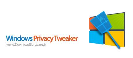 دانلود Windows Privacy Tweaker غیر فعال کردن سرویسها و وظایف غیر ضروری ویندوز