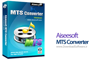 دانلود Aiseesoft MTS Converter مبدل فایلهای TS و MTS