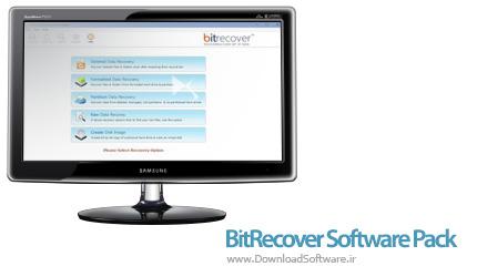 دانلود BitRecover Software Pack نرم افزار بازیابی اطلاعات حذف شده