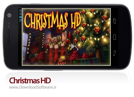 دانلود لایو والپیپر کریسمس Christmas HD برای اندروید