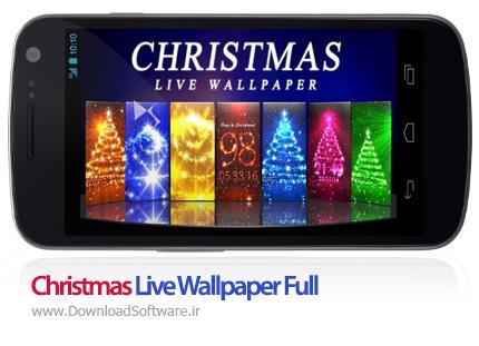دانلود لایو والپیپر کریسمس با Christmas Live Wallpaper Full