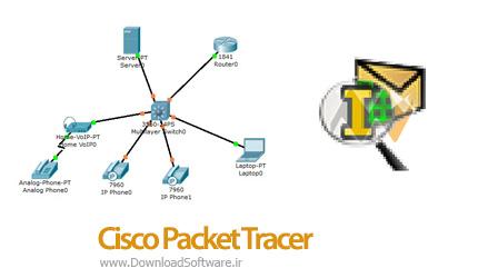دانلود Cisco Packet Tracer – نرم افزار مهندسی اینترنت