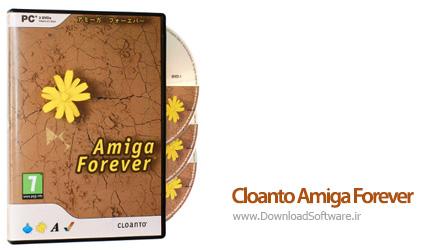 دانلود Cloanto Amiga Forever Plus Edition شبیه ساز آمیگا