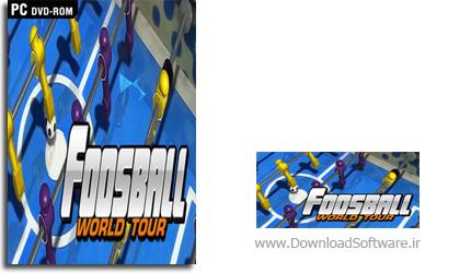 دانلود بازی کم حجم Foosball World Tour برای کامپیوتر