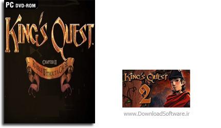 دانلود بازی Kings Quest Chapter 2 برای PC
