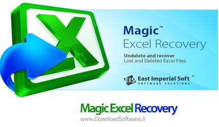دانلود Magic Excel Recovery نرم افزار بازیابی فایل های اکسل