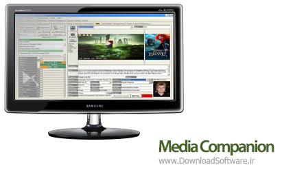 دانلود Media Companion نرم افزار اطلاعات مربوط به فیلم ها