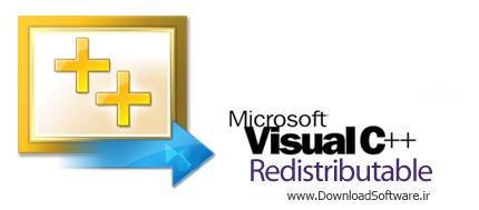 دانلود Microsoft Visual C++ Redistributable - تمامی نسخههای بسته توزیع مجدد ویژوال سی پلاس پلاس