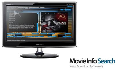 دانلود Movie Info Search Portable نرم افزار جستجو اطلاعات فیلم ها