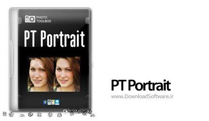 دانلود PT Portrait + Portable نرم افزار رتوش تصاویر چهره