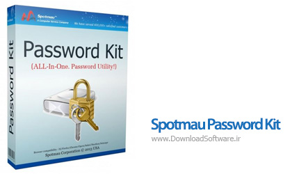 دانلود Spotmau Password Kit – نرم افزار بازیابی پسورد ویندوز