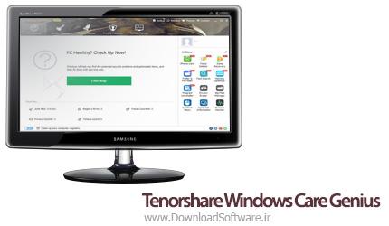دانلود Tenorshare Windows Care Genius نرم افزار مراقبت از سیستم ها