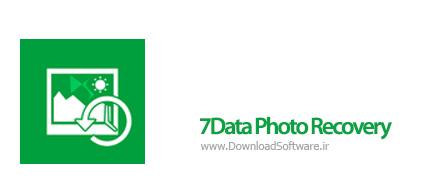 دانلود 7Data Photo Recovery نرم افزار ریکاوری تصاویر