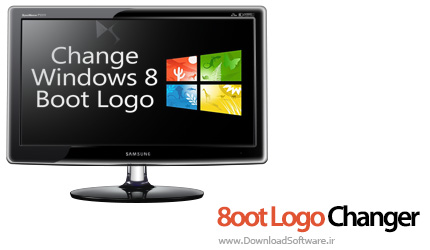 دانلود 8oot Logo Changer تغییر لوگوی بوت در ویندوز 8 و 8.1