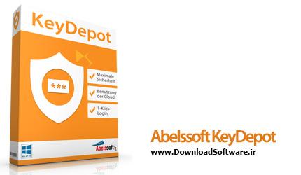 دانلود Abelssoft KeyDepot 2016 نرم افزار مدیریت رمزهای عبور