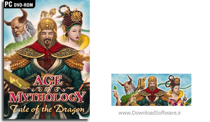دانلود بازی Age of Mythology expansion Tale of the Dragon برای PC