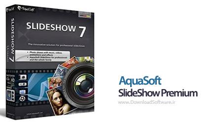 دانلود AquaSoft SlideShow Premium - نرم افزار ساخت ویدئو از عکس های خود