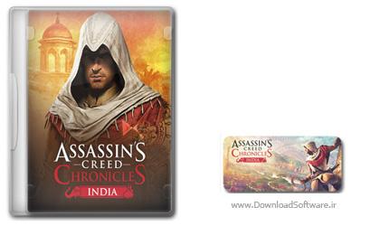 دانلود بازی Assassins Creed Chronicles India برای PC