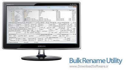 دانلود Bulk Rename Utility نرم افزار تغییر نام دسته ای و سریع فایل و فولدرها