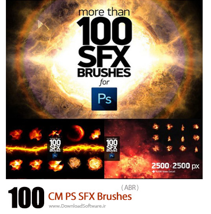 CM-100-PS-SFX-Brushes