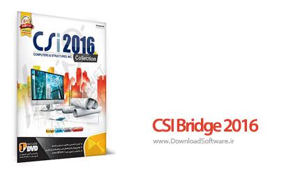 دانلود CSI Bridge Advanced نرم افزار آناليز و طراحی لرزه ای انواع پل