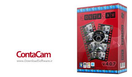 دانلود ContaCam نرم افزار مدیریت و نظارت بر دوربین های مدار بسته