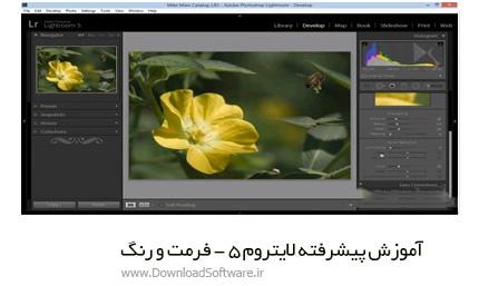 دانلود آموزش پیشرفته لایتروم 5 - فرمت و رنگ از Learnnowonline - Learnnowonline Lightroom 5 Advanced Format And Color