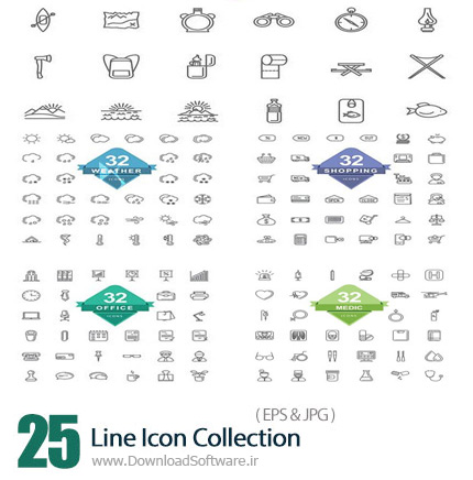 Line-Icon-Collection