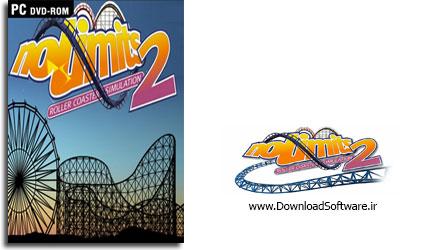 دانلود بازی NoLimits 2 Roller coaster Simulation برای PC