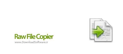 دانلود Raw File Copier Pro+ portable نرم افزار کپی فایل های غیر قابل کپی