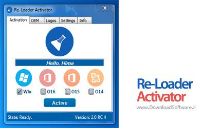 Re-Loader-Activator