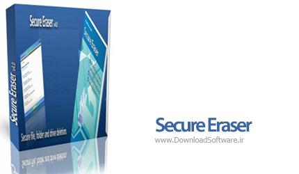 دانلود Secure Eraser Pro نرم افزار حذف ایمن اطلاعات