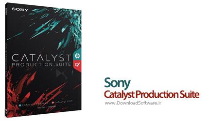 دانلود Sony Catalyst Production Suite نرم افزار ویرایش فایل ویدیویی