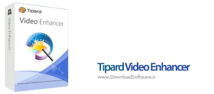 دانلود نرم افزار Tipard Video Enhancer - نرم افزار افزایش کیفیت ویدیوها