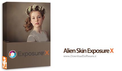 دانلود Alien Skin Exposure X - نرم افزار ویرایش حرفه ای و خلاقانه عکس های دیجیتال