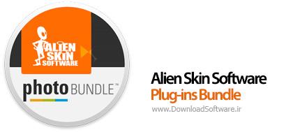 دانلود Alien Skin Software Plug-ins Bundle – مجموعه پلاگین های فتوشاپ