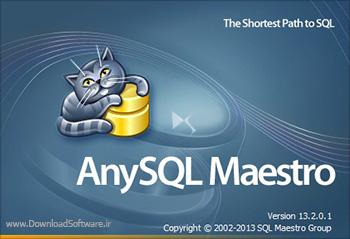 دانلود AnySQL Maestro نرم افزار مدیریت پایگاه داده